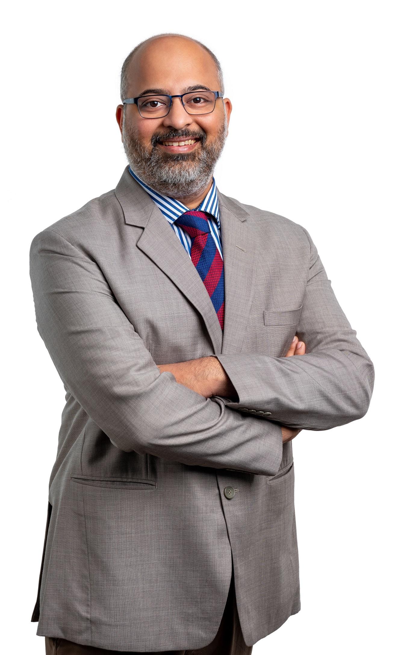 Dr. Hasan Qayyum